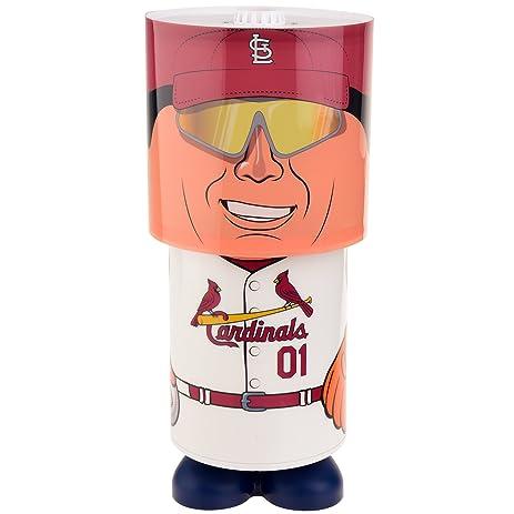 MLB St. Louis Cardinals Unisex Desk Lamp, One Size