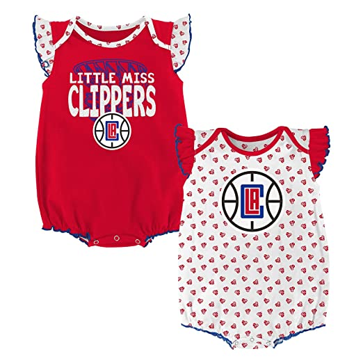 Bib and Bootie Outerstuff NBA Unisex-Baby NBA Newborn /& Infant Overtime Onesie