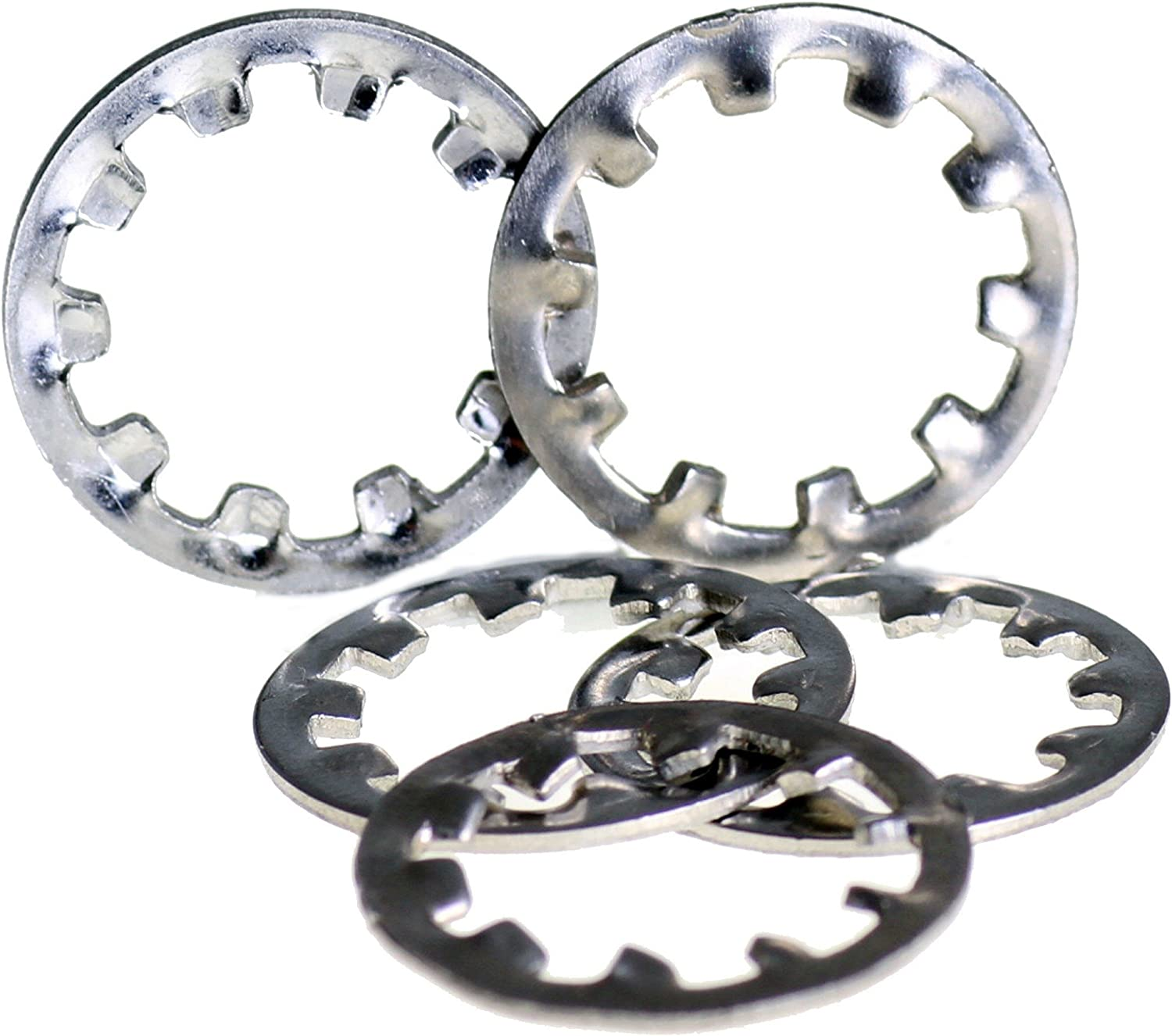 Stainless Steel A2 Lock Washer M5 pack of 100