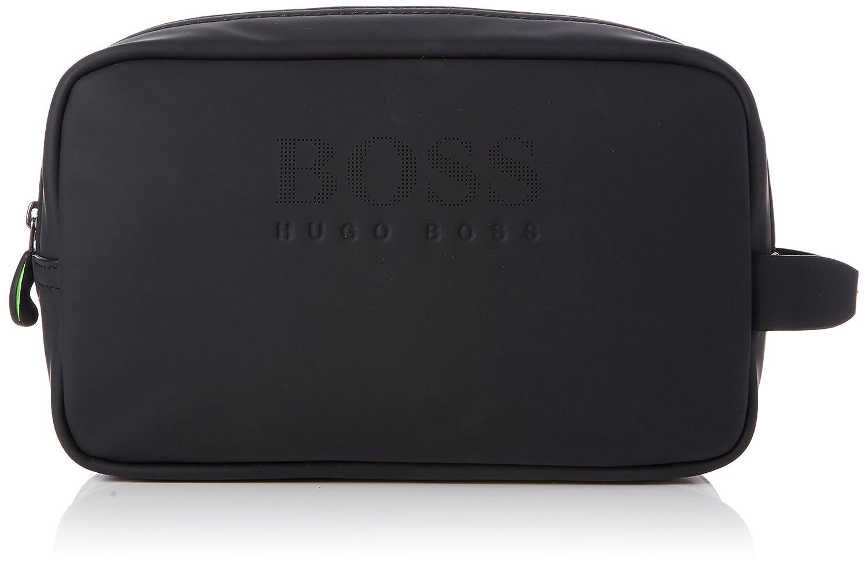BOSS Hyper Wash Bag in Black