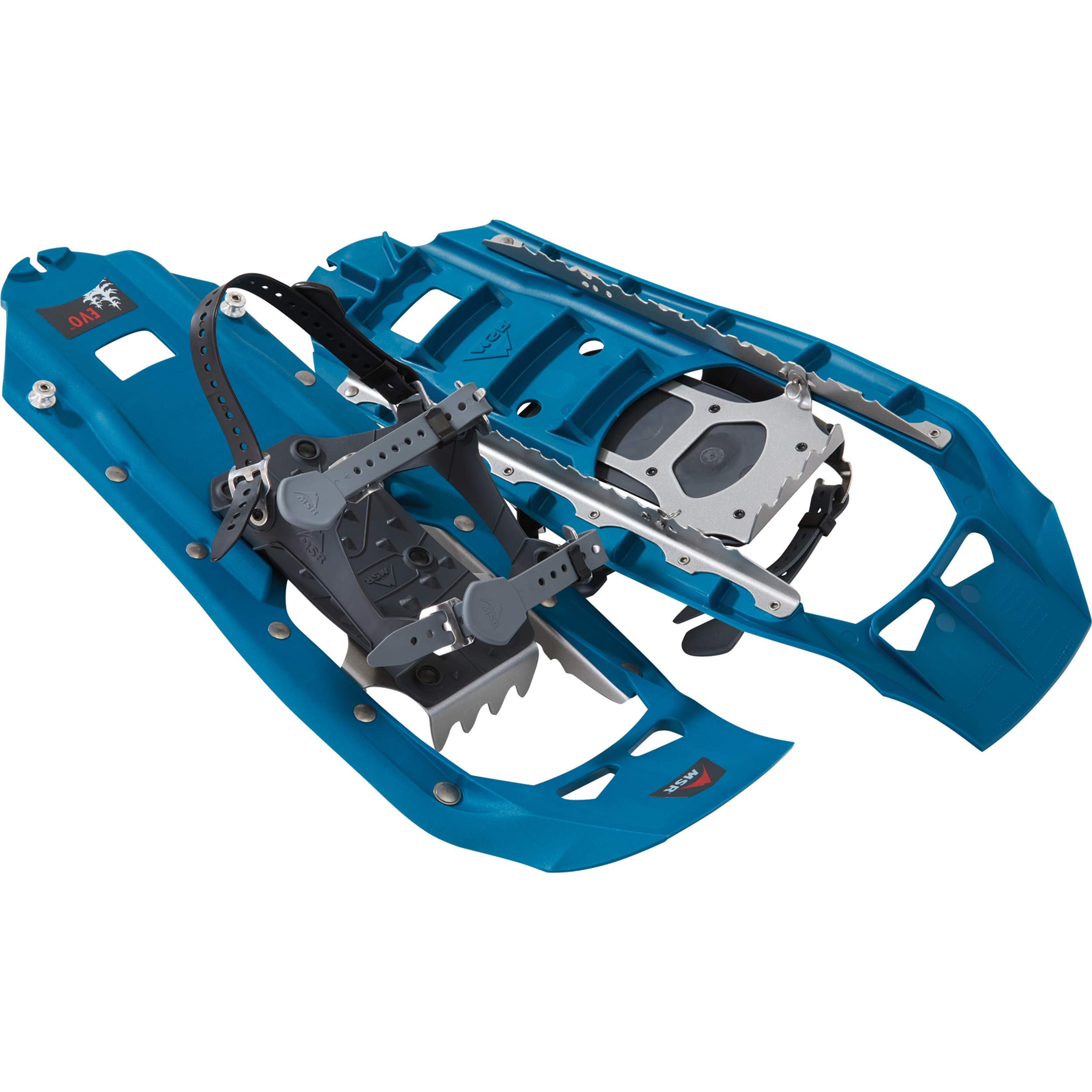 MSR Evo Trail 22-Inch Hiking Snowshoes, Dark Teal by MSR