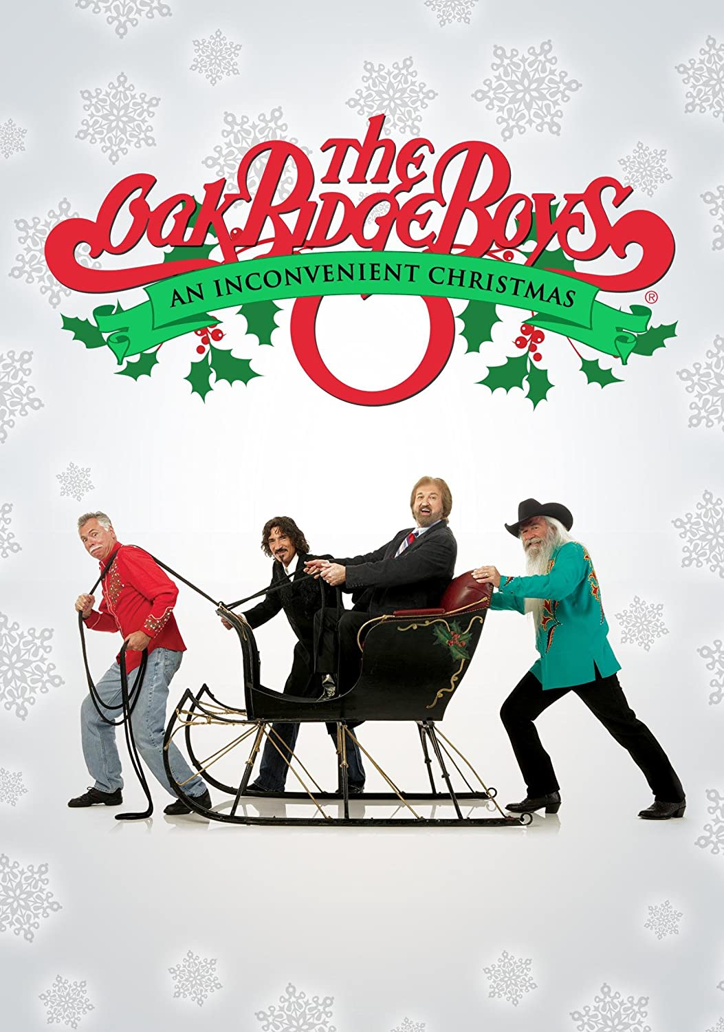 Amazon.com: The Oak Ridge Boys: An Inconvenient Christmas: The Oak ...