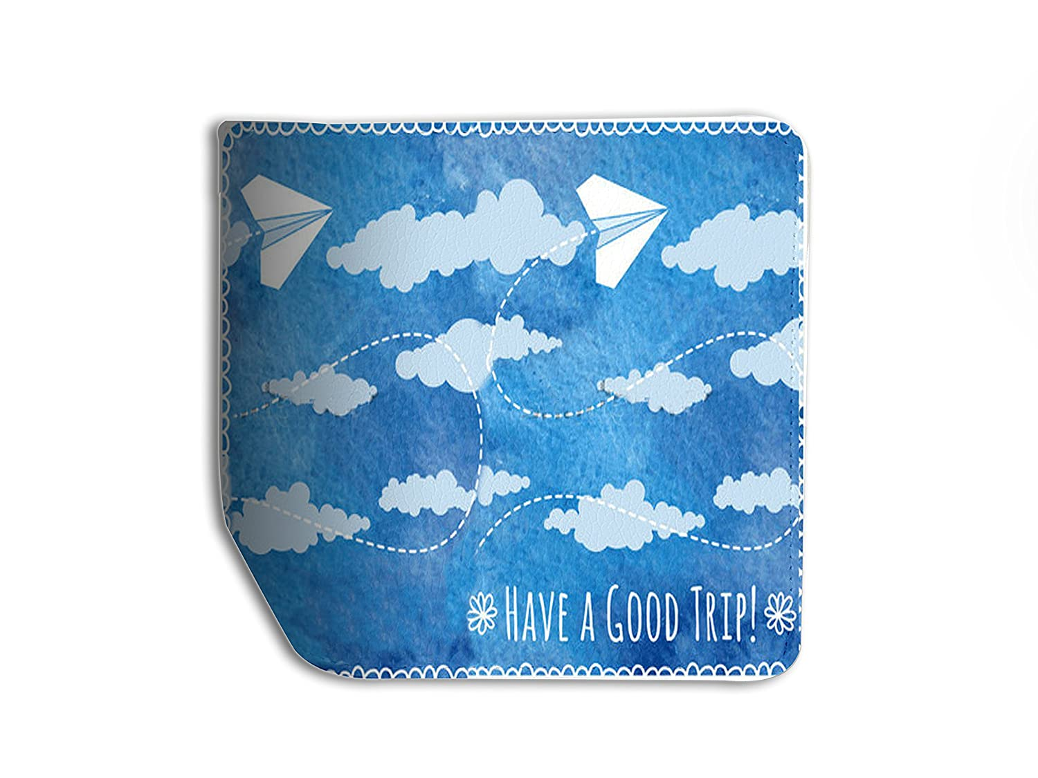 Have A Good Trip Leather Passport Holder Protector Cover/_SUPERTRAMPshop