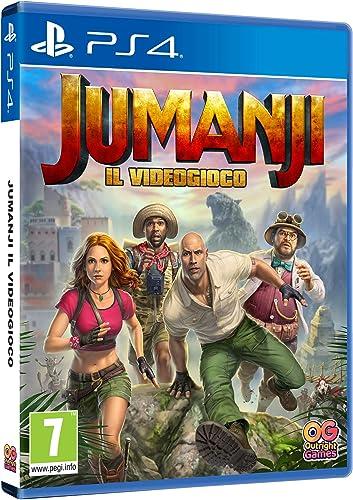 Jumanji: Il Videogioco - PlayStation 4 [Importación italiana]: Amazon.es: Videojuegos