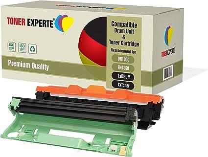 TONER EXPERTE® DR1050 Tambor Compatible para Brother HL-1110 HL ...