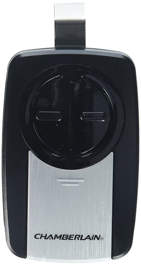garage door opener remote. Chamberlain KLIK3U-SS KLIK3U Clicker Universal 2-Button Garage Door Opener Remote Works Lift