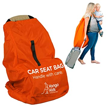 822acb659a09 Car Seat Travel Bag -Make Travel Easier   Save Money. New Improved Carseat  Carrier