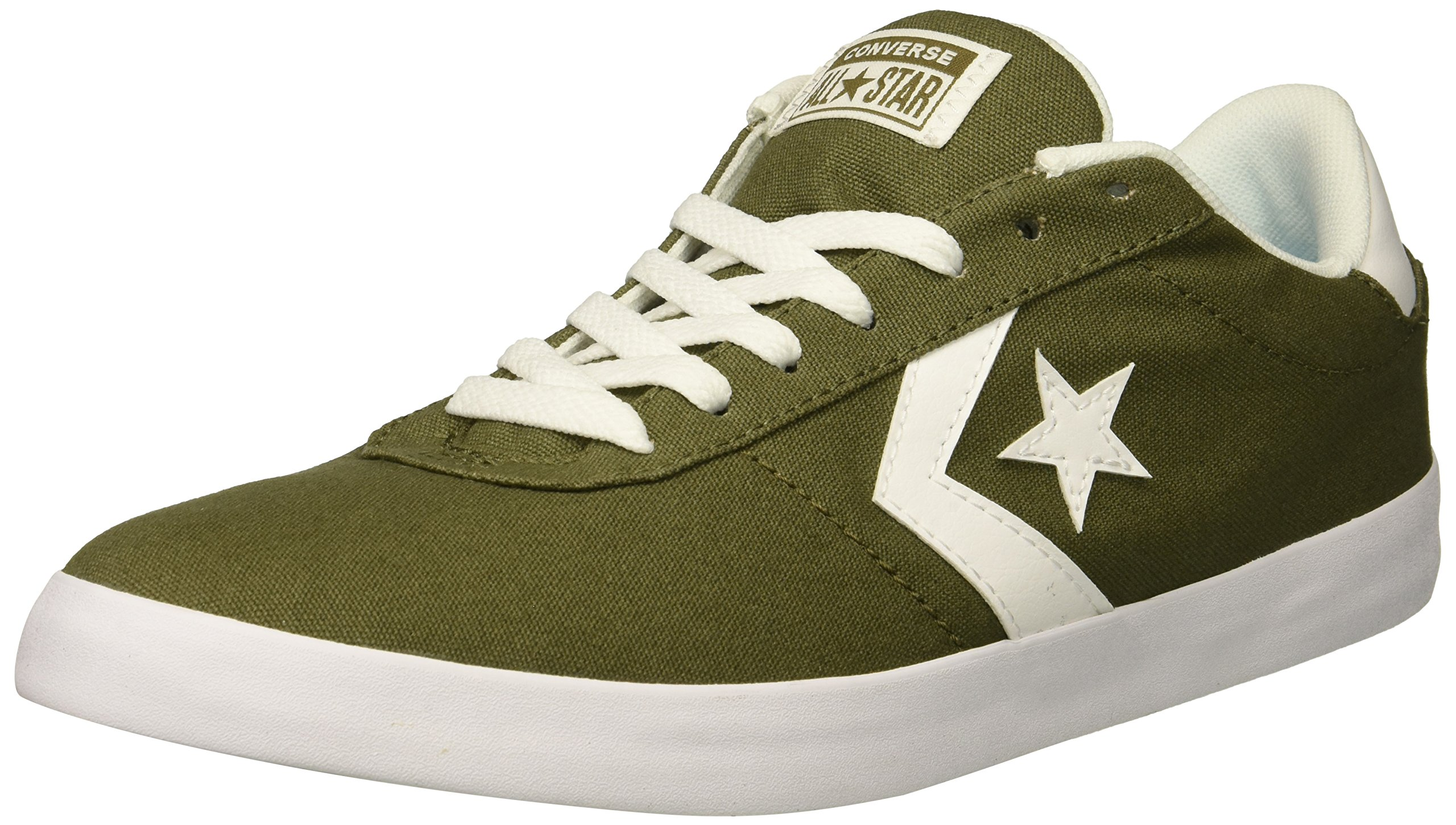 Galleon - Converse Men s Point Star Canvas Low Top Sneaker 9b22080f7
