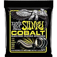 Ernie Ball Cobalt Beefy Slinky Set, .011 - .054