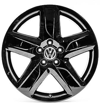 Volkswagen Golf 7 5 G VII 18 pulgadas Llantas Original Audi OE OEM Llantas 4 G9 de c: Amazon.es: Coche y moto