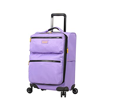 Amazon.com | Lucas Ultra Lightweight Carry On Softside 20 inch ...