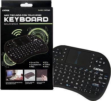 Catkil San Diego - Teclado Smart TV: Amazon.es: Electrónica