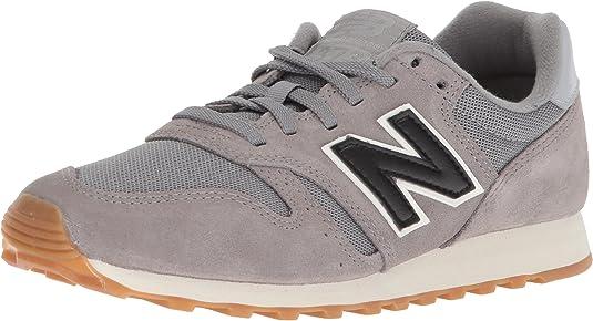New Balance ML373, Zapatillas para Hombre, Gris (Grey/Black GKG), 41.5 EU: Amazon.es: Zapatos y complementos
