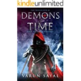 Demons of Time: Race to the Seventh Sunset (Time Travelers Book 1)