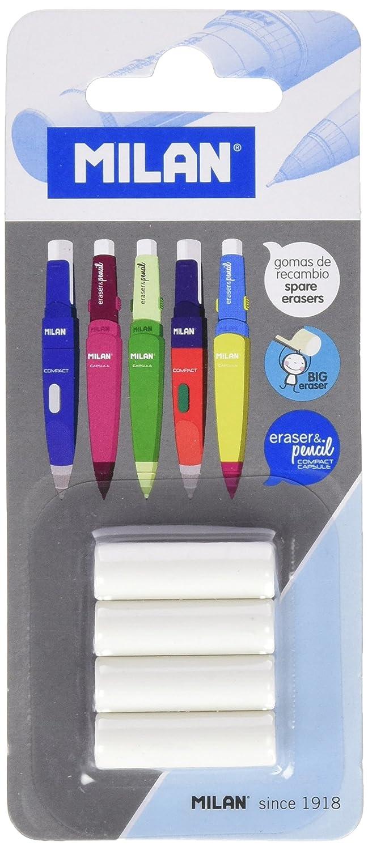 Milan BTM10299 - Eraser, 4 Units Factis