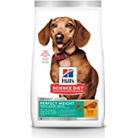 Hill's Science Diet Adult Perfect Weight Small & Mini Chicken Recipe Dry Dog Food 1.81kg Bag