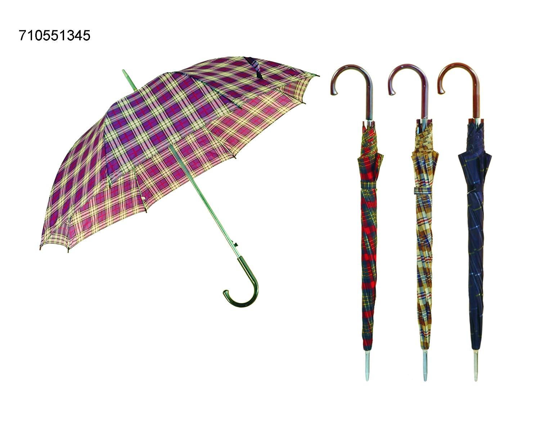 Minuto & Salomone Parapluie Cannes, Assorti (Multicolore) - MNS575068