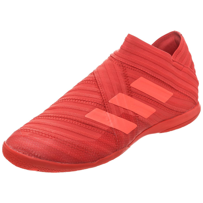 Adidas Herren Nemeziz Tango 17+ in Fußballschuhe, Schwarz Goldfarben