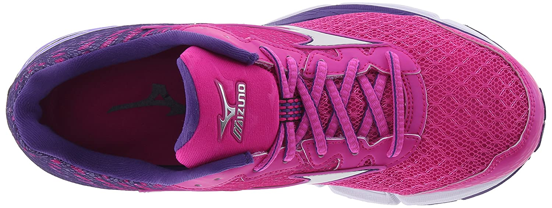 Mizuno Ola Inspirar Zapatos De Las Mujeres 8,5 Ejecutan