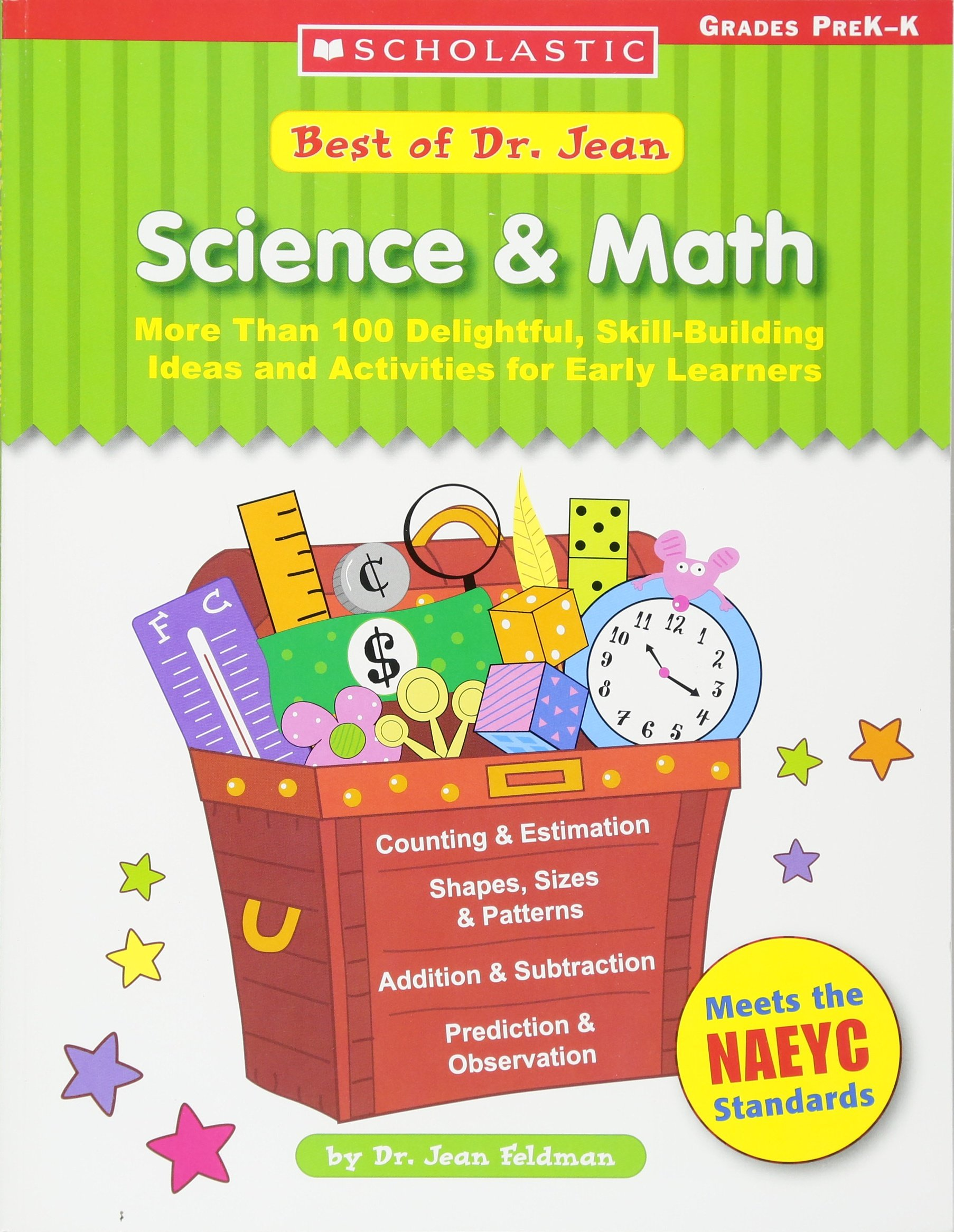 Download Best Of Dr. Jean: Science & Math: More Than 100 Delightful, Skill-Building Ideas for Early Learners ebook