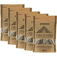 Semillas de Chia 5 x 1kg