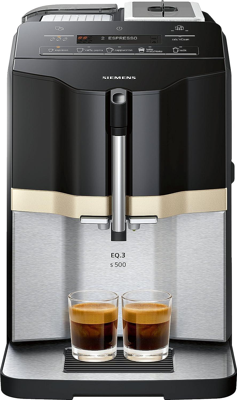 Siemens TI305506DE - Cafetera (Independiente, Máquina espresso, 1 ...