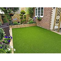 Eurotex® Grass Premium Quality Soft Artificial Grass for Balcony, Walls, Decoration, Well Packed, Fake Grass Carpet Mats, Artificial Lawn Grass