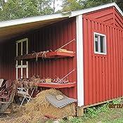 Valspar 3125-70 Barn and Fence Latex Paint, 5-Gallon ...