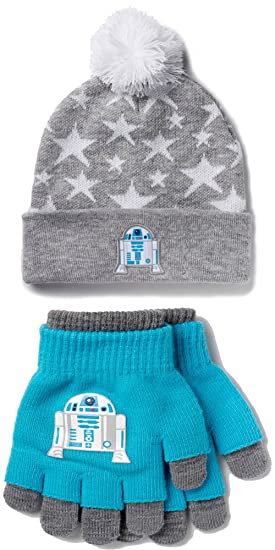 d2ef7dfd624 Image Unavailable. Image not available for. Color  Berkshire Fashions Kids Star  Wars R2D2 Stocking Hat ...