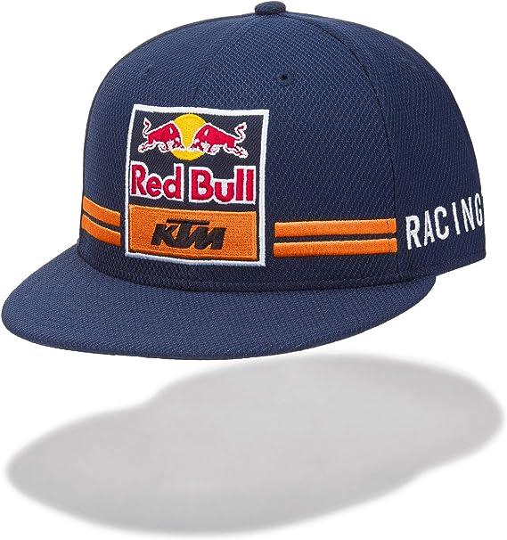 Red Bull KTM New Era 9Fifty KTM Gorra, Azul Unisexo Talla única ...
