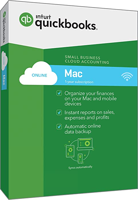 The Best Quickbooks For Home For Mac 2017