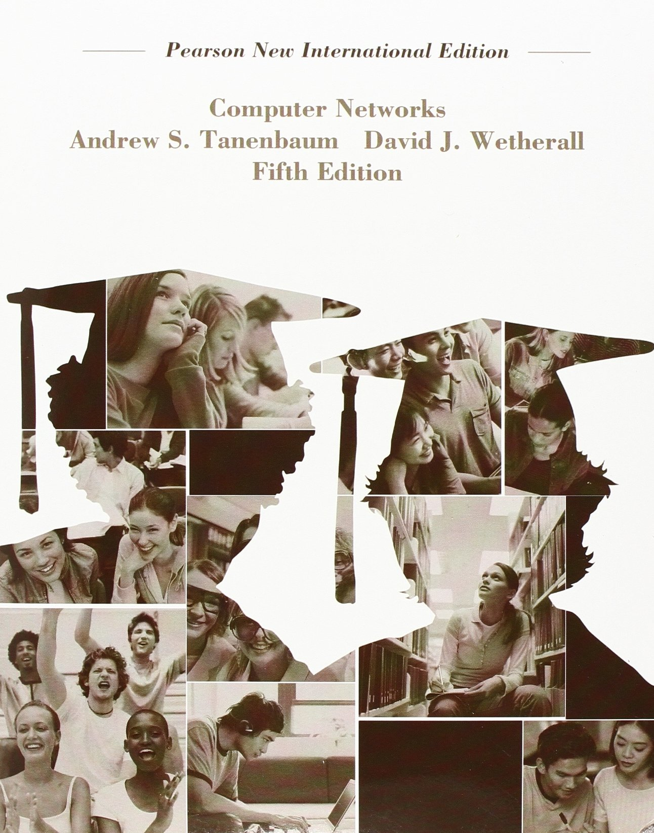 Computer Networks: Pearson New International Edition