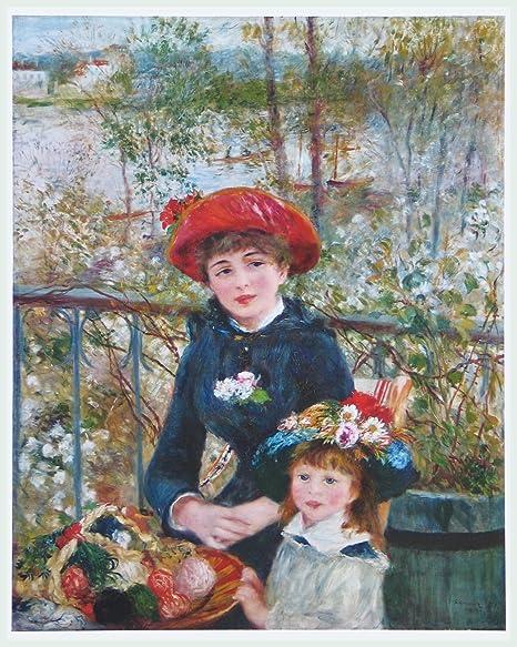 auf der Terrazza di Pierre Auguste Renoir: Amazon.it: Casa e cucina