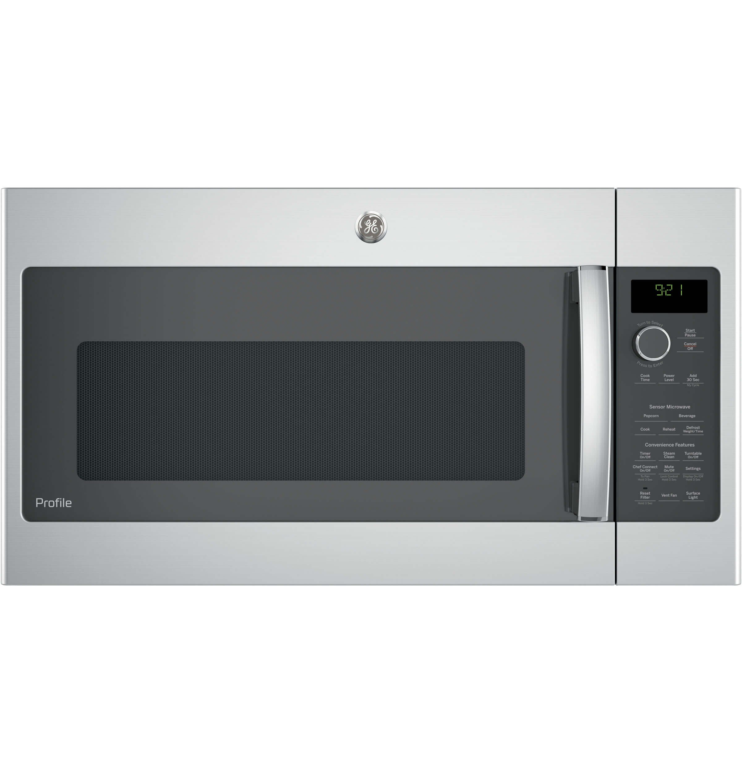 GE PVM9215SKSS Microwave Oven by GE