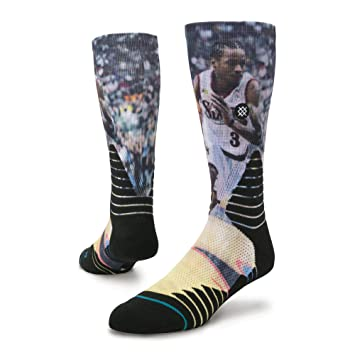 Stance Philad ephia 76ers Todos 352z on de Court NBA Calcetines