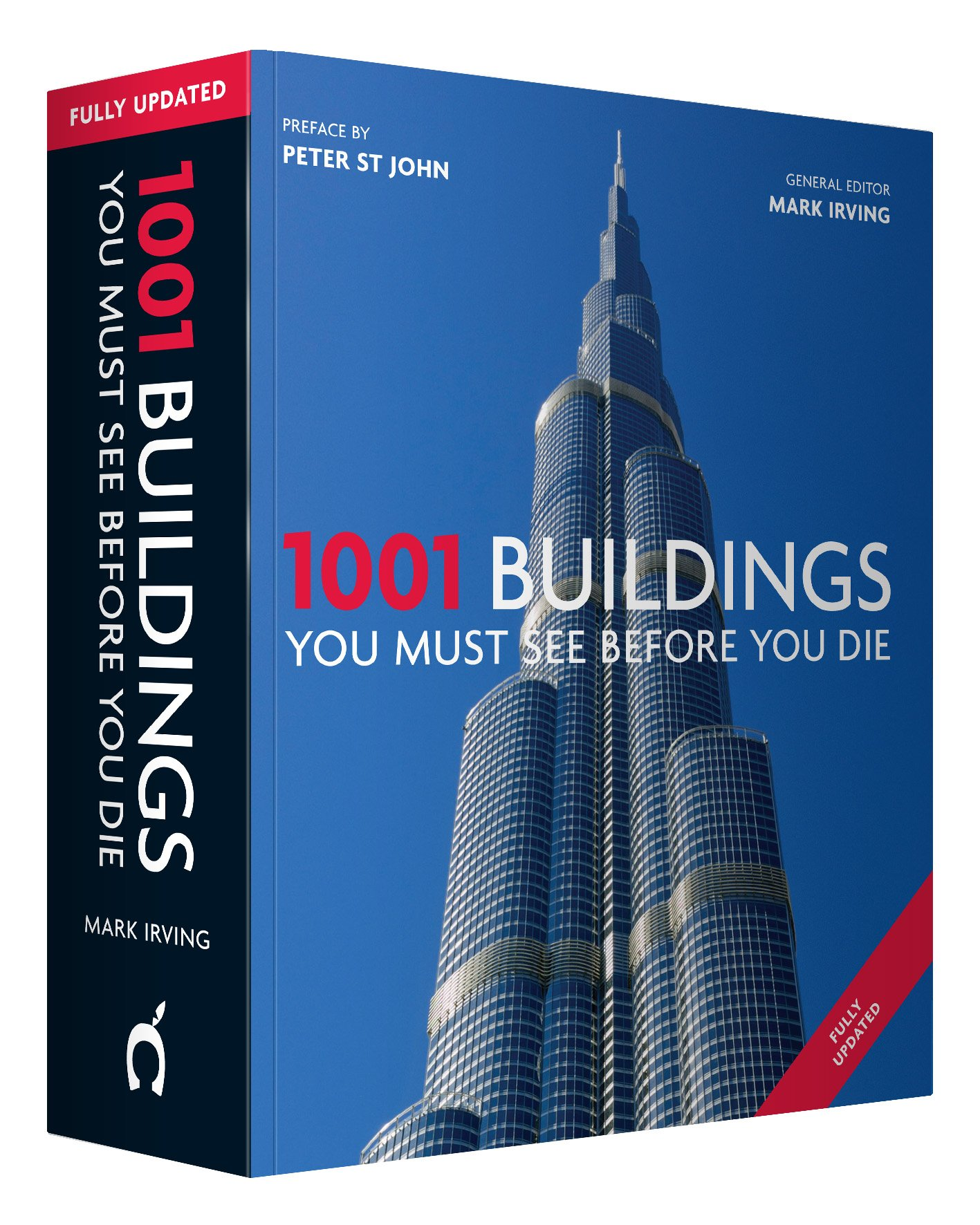 1001 Buildings You Must See Before You Die: Mark Irving: 9781844037384:  Amazon.com: Books