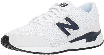 65aac30aea96 New Balance Men s 005v1 Sneaker White Navy 4 ...