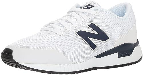 daccd073eb290 New Balance - Mens Modern Classics MRL00 Shoes, 3.5 UK - Width D, White