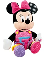 Baby Clementoni Minnie Peluche Primeros apreNdizajes37x26 aprendizajes, 55206.1
