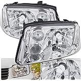 AJP Distributors For VW Jetta MK4 MKIV Bora Euro Upgrade Replacement Front Driving Headlights Headlamps Driver…