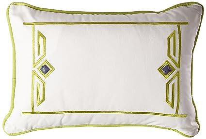 Amazon Echo Sardinia Fashion Cotton Throw Pillow For Bed Gorgeous Echo Decorative Pillows