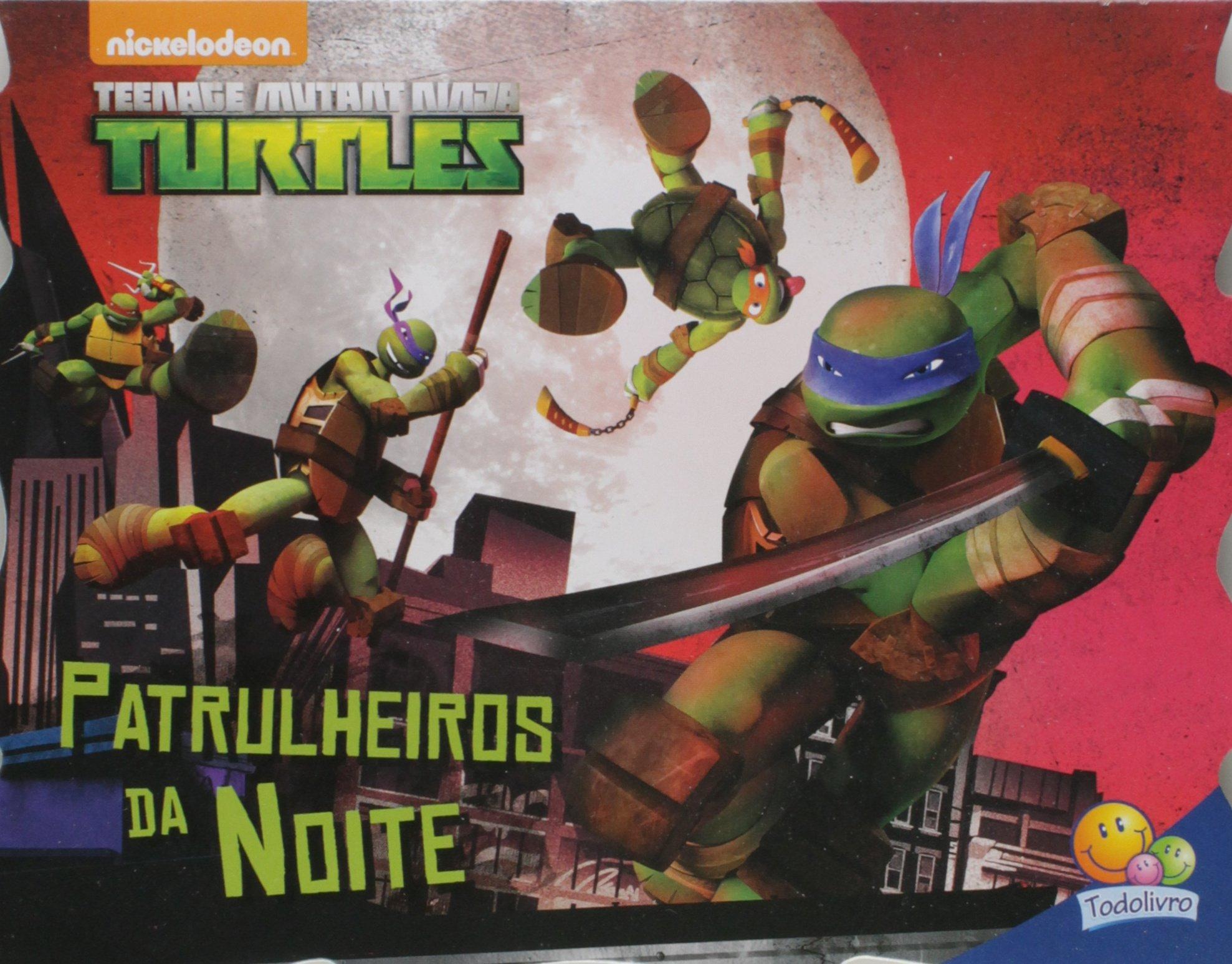 Ninja Turtles - Coleção Licenciados Pop-Up: Vários Autores ...