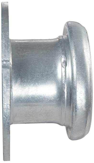 Dixon FC3146 Galvanized Steel Type B Shank//Water Quick-Connect Fitting 6 Female Coupling x 150 ASA Flange Coupler with Gasket