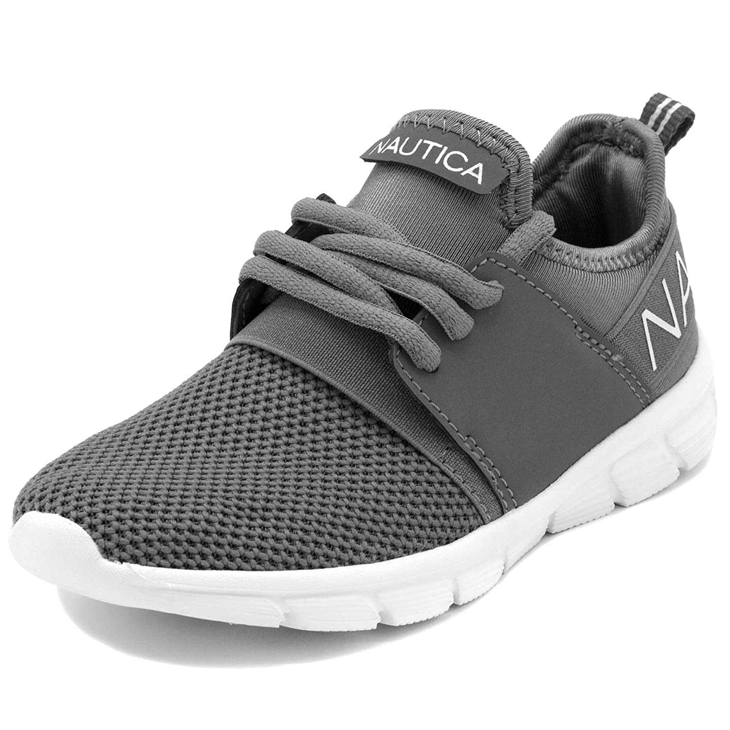 Nautica Kids Boys Sneaker Comfortable Running Shoes - Little Kid/Big Kid - (Lace Up/Slip On)