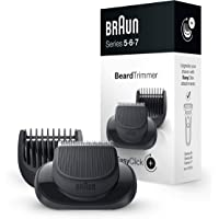 Braun EasyClick Baardtrimmer Opzetstuk Voor Series 5, 6 En 7 Elektrisch Scheerapparaat (Nieuwe Generatie)