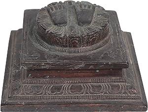 Exotic India Vishnu Padam Home Décor Statue