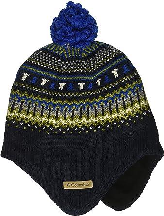 df0169144 Columbia Sportswear Youth Winter Worn II Peruvian Hats - Collegiate ...