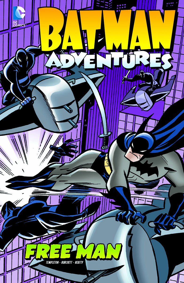 Free Man (DC Super Heroes: Batman Adventures)