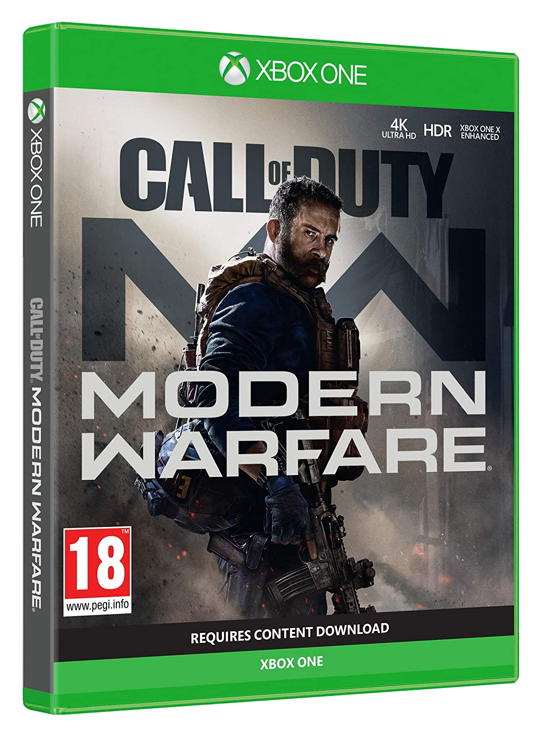 Call of Duty: Modern Warfare - Xbox One (Exclusive to Amazon ...