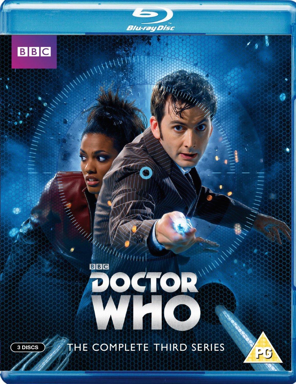 Doctor Who - Season 3 [Blu-ray]: Amazon.es: Cine y Series TV